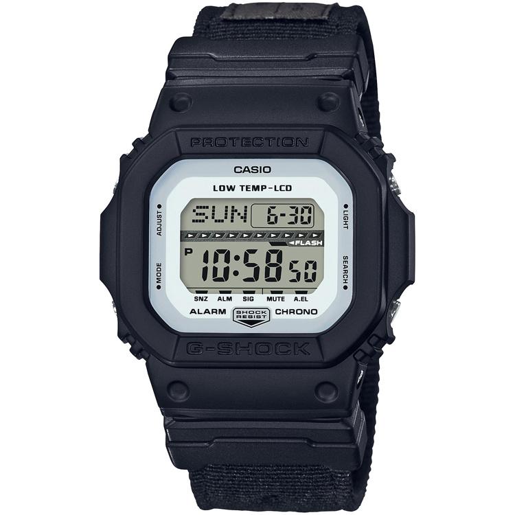 Casio G-Shock G-Lide Horloge GLS-5600CL-1ER 43mm