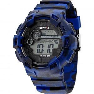 Sector Expander Street Fashion Digital Horloge 50 mm