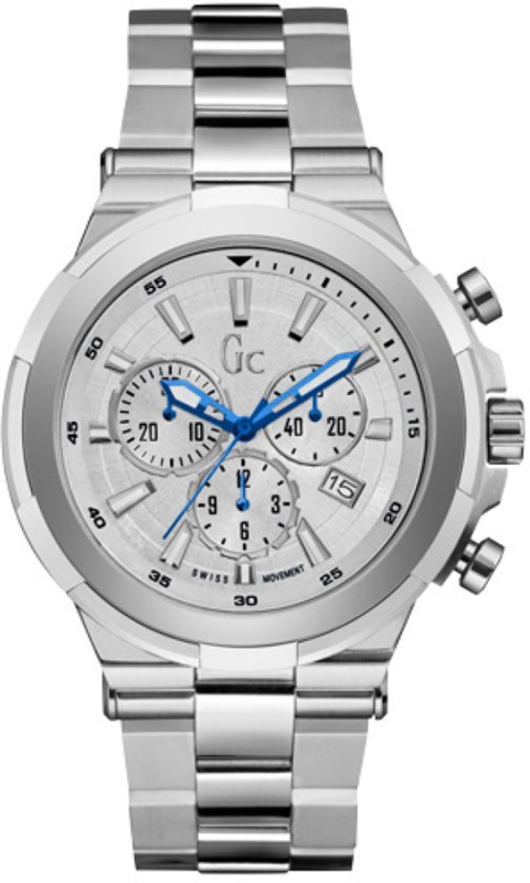 Gc: Guess Collection Sport Chic Herenhorloge 44mm