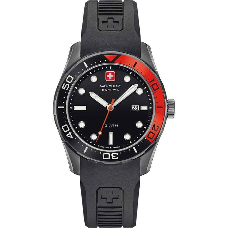 Swiss Military Hanowa Aqualiner Heren Horloge 42 mm