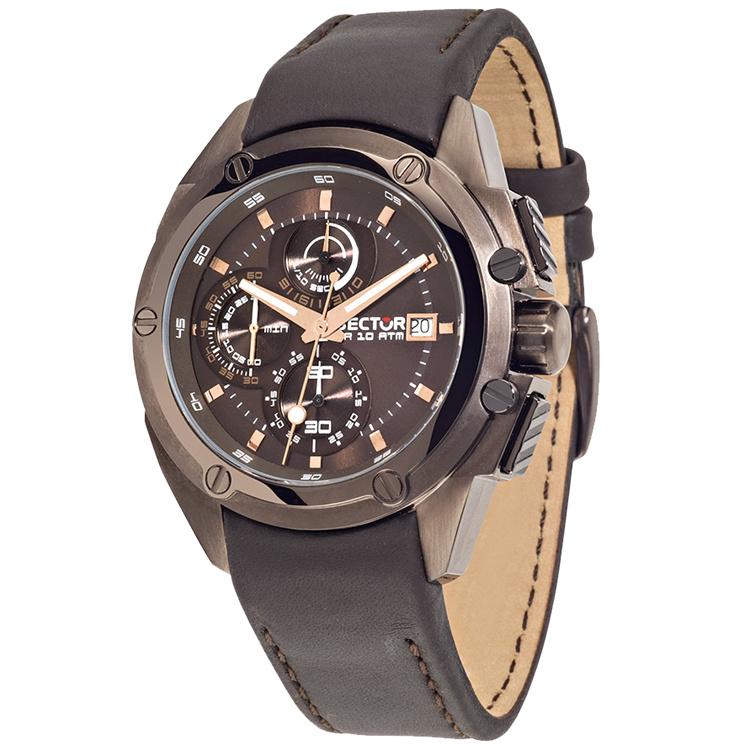 Sector 950 Chronograph Horloge 43 mm