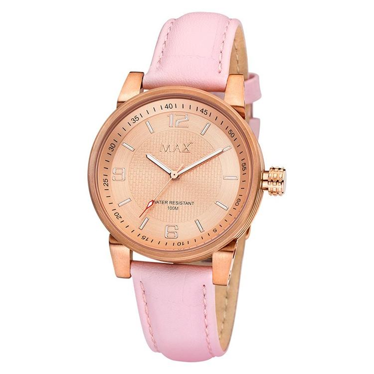 Max Watches Elegant Damenuhr 38mm