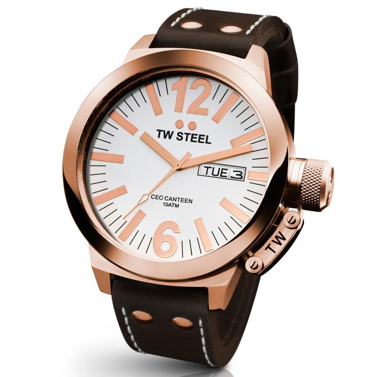 TW Steel CE1017 CEO Canteen Horloge 45mm (DEMO)