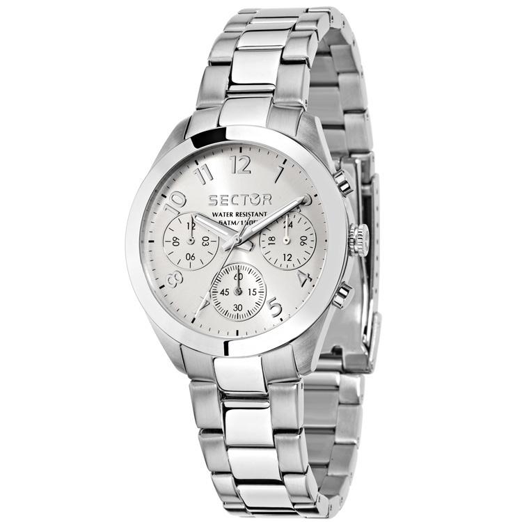 Sector 120 Chronograaf Dames Horloge 34 mm