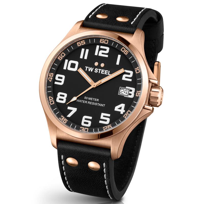 TW Steel TW416 Pilot Horloge 45mm