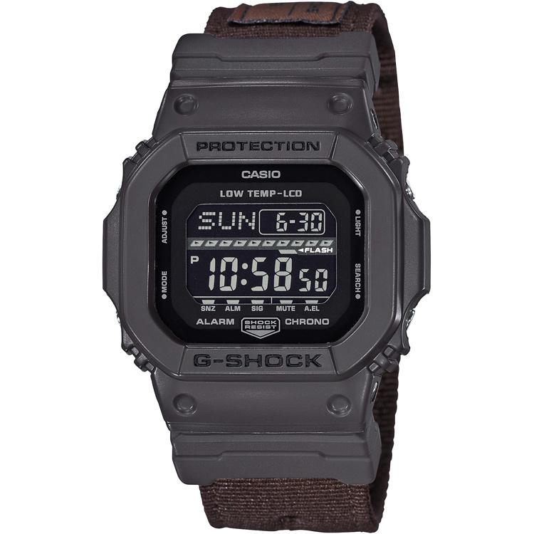 Casio G-Shock G-Lide Horloge GLS-5600CL-5ER 43mm