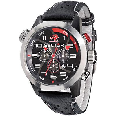 Sector Oversize Urban Horloge 48mm