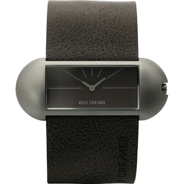 Rolf Cremer LONG LONG Design Uhr 55 mm