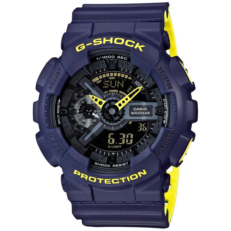 Casio G-Shock Horloge GA-110LN-2AER 51mm