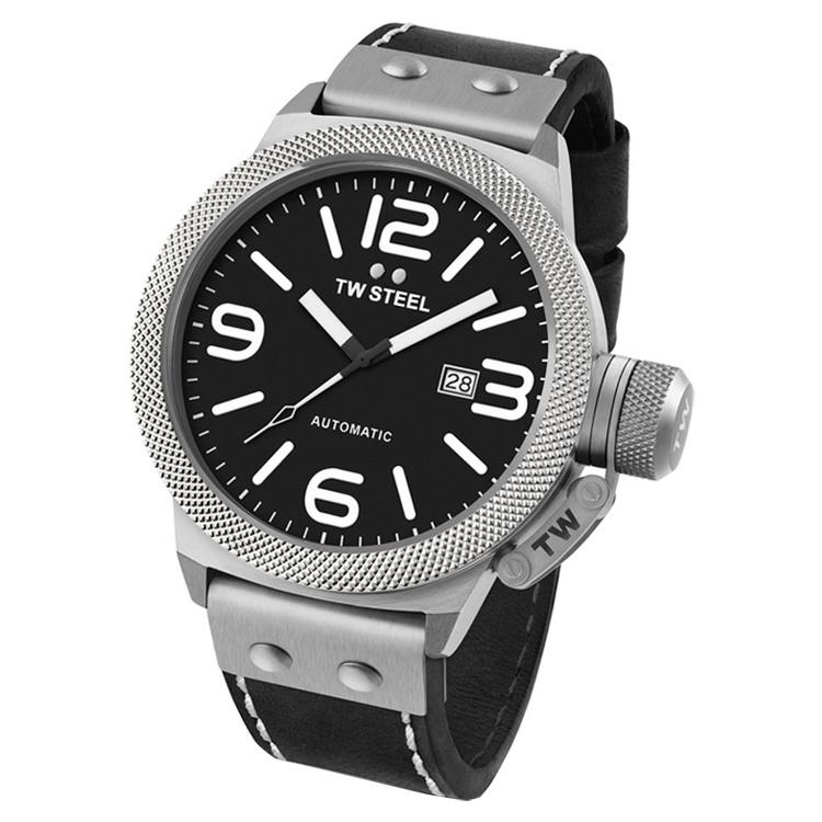 TW Steel CS5 Canteen Automaat Horloge 45mm