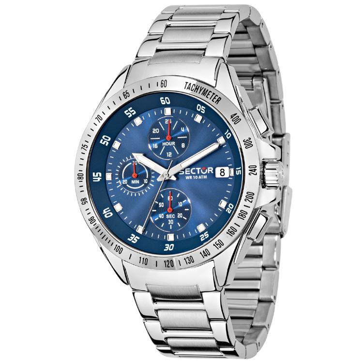 Sector 720 Chronograph Horloge 44 mm