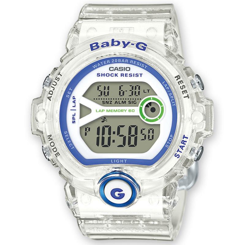 Casio Baby-G Sporthorloge BG-6903-7DER 45mm