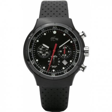 Lacoste Tie Break Chrono Heren Horloge 40 mm