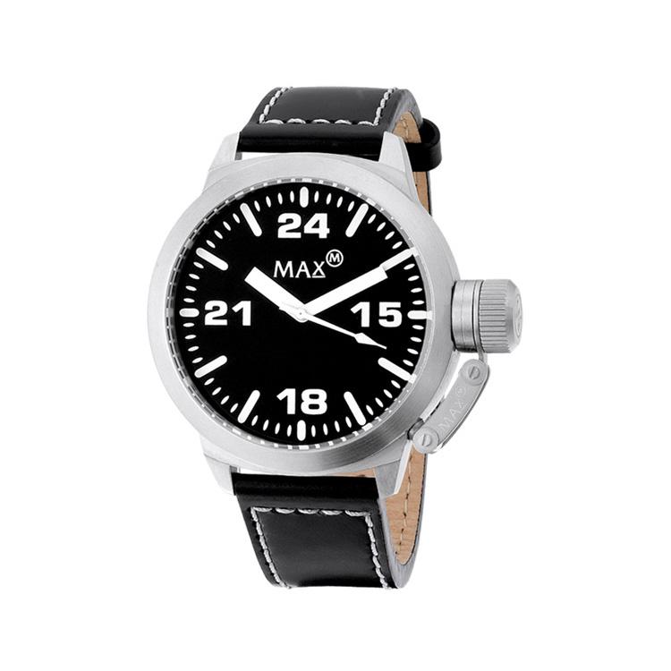 Max Watches Classic Dames Horloge RVS 36mm