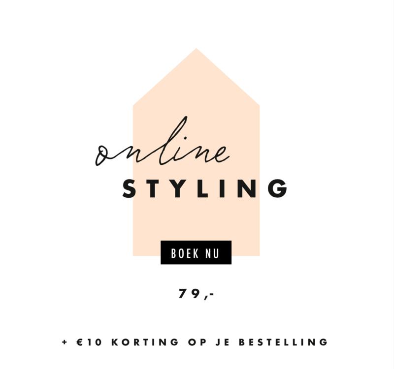 Boek een online styling