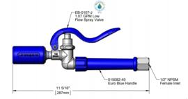 T&S spray valve  female inlet