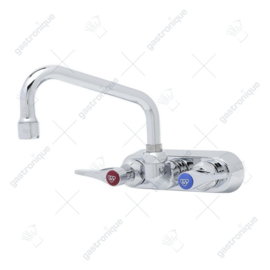 T&S Brass mix-faucet  wall mounted