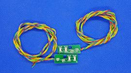 Lichtplatine Set Tamiya Mercedes Arocs 8x4