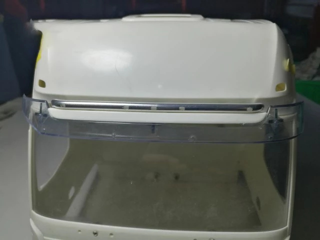 Contour Lighting Mercedes Actros Sunvisor