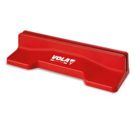 Plastic schraper slijper