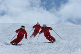 Ski pro of skileraar/snowboardleraar