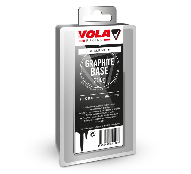 Graphite - standaard 200 gram