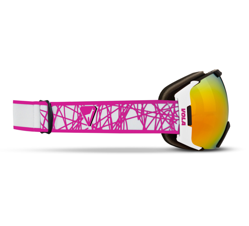 Goggle FAST Pink