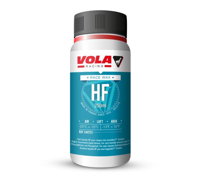 HF blauw vloeibaar 250 ml