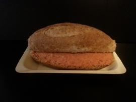 hard wit /bruin filet americain