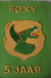 draken taart 30 personen