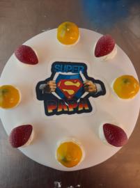 vaderdag taart 12 personen