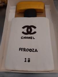 parfum fles Chanel  35 personen