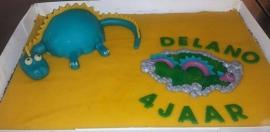 draken taart 60 personen