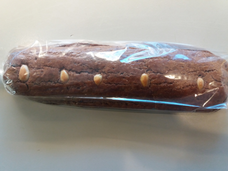 speculaas staaf