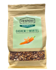 Yespers Granola Cashew en Wortel 1kg
