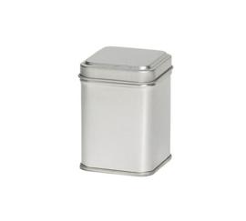 Theeblik zilver 25 gram