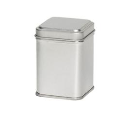 Theeblik zilver 50 gram