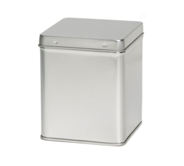 Theeblik zilver 100 gram