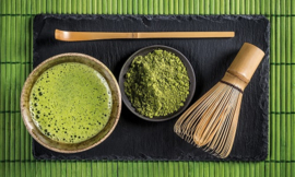 Wat is matcha thee?