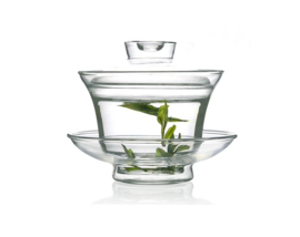 Glazen Gaiwan 135 ml