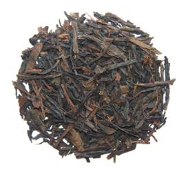 Black Sencha zwarte thee