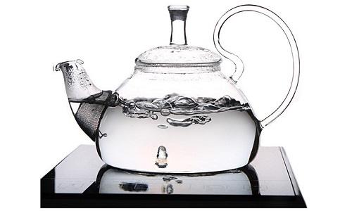 Losse thee en theewater