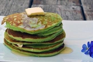 Matcha pannenkoeken maken
