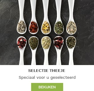 Theeselectie losse thee