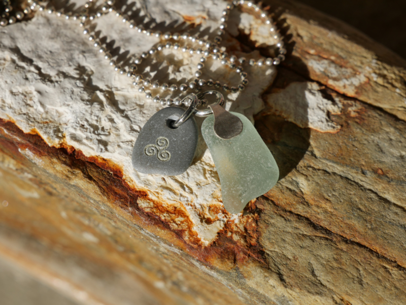 beachglass silver