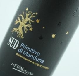 SUD Primitivo Manduria 2016 - San Marzano