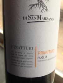 I Tratturi Primitivo 2017, Puglia IGP San Marzano