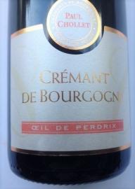 Bourgogne Crémant Rosé - Paul Chollet
