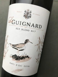 Le Guignard Red Blend No.7   Wine Specials