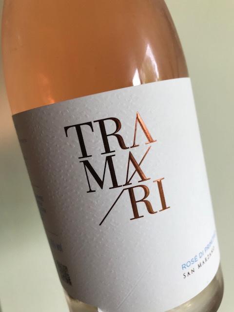 San Marzano, Salento IGP Tramari Rosé di Primitivo